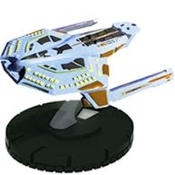 Star Trek Heroclix Tactics 027 Regency 1 Rare